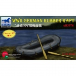 WWII German Rubber Raft - Bronco 1/35