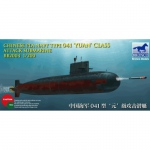 Chinese PLA Navy Type 041 Yuan Class Attack Submarine -...