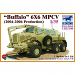 Buffalo 6x6 MPCV (2004-2006 Production) - Bronco 1/35