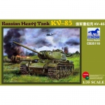 Russian Heavy Tank KV-85 - Bronco 1/35