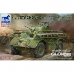 T17E1 STAGHOUND MK.I Armored Car (Late Produktion)w.12...
