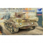 British Cruiser Tank Mk.IIA/IIA CS - Bronco 1/35