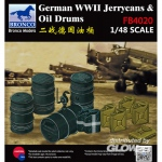 WWII German Jerry Can & Fuel Drum