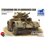 Staghound Mk.III Armoured Car
