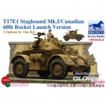 T17E1 Staghound Mk.I/Canadian 601b Rocke Launch Version(2...