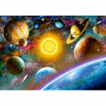PUZZLE Outer Space (500 Teile)