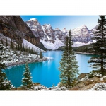 PUZZLE The Jewel of the Rockies, Canada (1000 Teile)