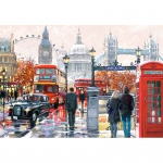 PUZZLE London Collage (1000 Teile)