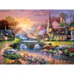 PUZZLE Peaceful Reflections (3000 Teile)