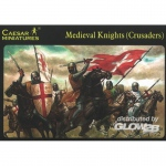 Medieval Knights (Crusaders) - Caesar Miniatures 1/72