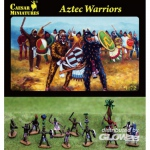 Aztec Warrior - Caesar Miniatures 1/72