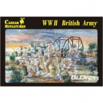 WWII British Army - Caesar Miniatures 1/72