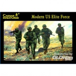 Modern US Elite Force - Caesar Miniatures 1/72