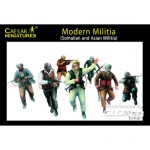 Modern Militia (Somalian and Asian Militia) - Caesar...