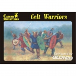 Celt Warriors - Caesar Miniatures 1/72