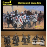 Dismounted Crusaders - Caesar Miniatures 1/72