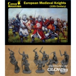 European Medieval Knights (13th Century) - Caesar...