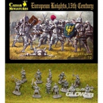 European Knights (15th Century) - Caesar Miniatures 1/72