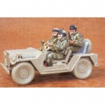 Israeli IDF Crew for M151 - CMK 1/35