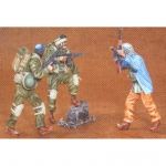 Israeli Army & Palestine People - CMK 1/35