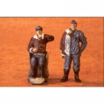 German Bomber Pilots WWII (Battle of Britain) - CMK 1/48