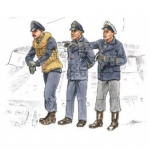 Flying Bridge Crew f. Schnellboot S-100 - CMK 1/72