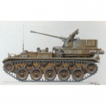 M19 40mm Gun Motor Carriage - CMK 1/35