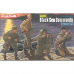 Soviet Black Sea Commando (Crimea 1944) - Dragon 1/35