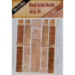 Wood Grain Decals for Sd.Ah.115 - Das Werk 1/35