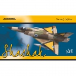 SHACHAK - Mirage III CJ in IAF Service - Eduard 1/48
