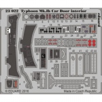 Typhoon Mk.Ib Car Door Interior - 1/24