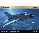 MiG-21 MF Fighter-Bomber - Eduard 1/72