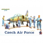 Czech Air Force Personnel - Eduard 1/72