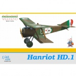 Hanriot HD.1 - Eduard 1/48