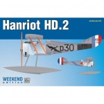Hanriot HD.2 - Eduard 1/48