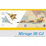 Mirage III CJ No.259 - Eduard 1/48