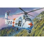 CH-34 US Army Rescue-Helicopter - Gallery Models 1/48