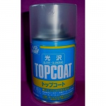 Topcoat Spray, glänzend
