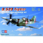 D.520 Fighter - Hobby Boss 1/72