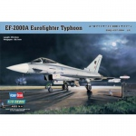 EF-2000A Eurofighter Typhoon - Hobby Boss 1/72