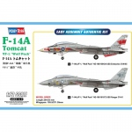 F-14A Tomcat VF-1 Wolf Pack - Hobby Boss 1/72