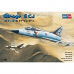 Mirage III CJ - Hobby Boss 1/48