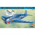 F6F-3 Hellcat (early) - Hobby Boss 1/48