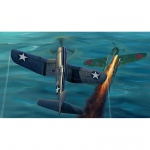 F4U-1 Corsair (late version) - Hobby Boss 1/48
