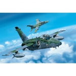 AMX A-1A Ground Attack Aircraft - Hobby Boss 1/48