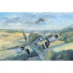 Messerschmitt Me 262 A-1a Fighter - Hobby Boss 1/18