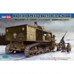M4 High Speed Tractor (3-in./90mm) - Hobby Boss 1/35