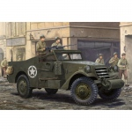 M3A1 White Scout Car (late) - Hobby Boss 1/35
