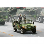 Meng Shi 1,5t Military Light Utility Vehicle (Parade) -...