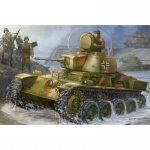 Hungarian Light Tank 38M Toldi I (A20) - Hobby Boss 1/35